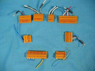 Hurco Bmc-4020 Cnc Mill 415-0224-705 Control Relay 4 Card Circuit Bd Connectors