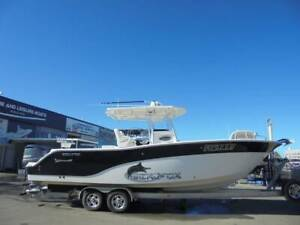 2014MY SEAFOX 286 COMMANDER Hollywell Gold Coast North Preview