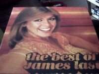 Boxed set of vinyl..The Best of James Last.. 6 record set....Readers Digest..