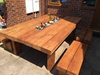 Exclusive Outdoor Dining Table