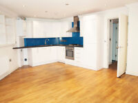 Spacious 1 bed flat to let in Dalston with large private terrace, 2 mins to station