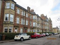 PLEWLANDS TERRACE - Bright 2 bedroom top flat in highly desirable residential area.