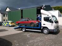 Cheap recovery lorry can drive on car licence