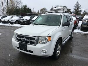 2008 Ford Escape XLT 4WD London Ontario image 4