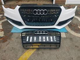 Audi A5 / S5 front bumper and grill RS5 conversion