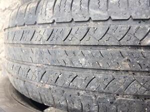 4 pneus 225/65r17 michelin