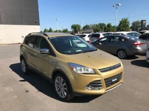 2014 Ford Escape SE CHROME PACK CUIR MAGS 19P NAV
