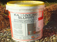 KA Tanking Slurry 25kg - sealed container- as new