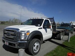 2015 Ford F-550 CHASSIS CAB -