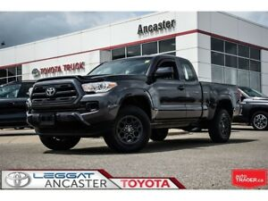 2016 Toyota Tacoma SR5 4CYL RWD!! ONLY 33642 KMS!!