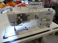 Juki 2810-7 industrial walking foot sewing machine