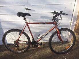 Mens Alfa 3 Orbita Bicycle 22 inch frame