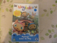 Waybuloo Dvd New and Sealed