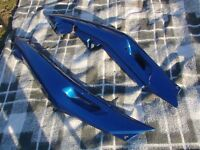 Yamaha 900 Diversion seat side panels