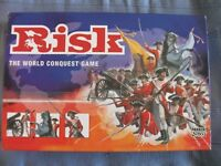 Risk board game (The World Conquest Game)