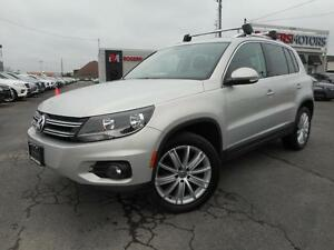 2012 Volkswagen Tiguan AWD - HIGHLINE - LEATHER
