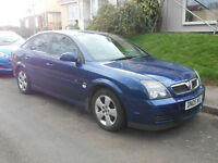 Vauxhall Vectra 1.8 SXi petrol '05 LOW MILEAGE