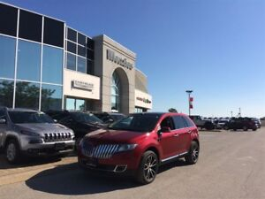2015 Lincoln MKX AWD, Navi, Pano Roof, Bluetooth, Clean Carproof