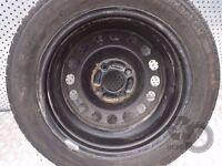 Mitsubishi Space Star (1998-2005) Single Steel Wheel 195/55 R15 ref.I25-5