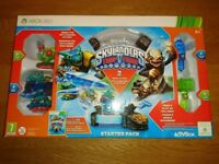 Xbox 360 Skylanders Trap Team Starter Set 100% Complete With Original Box As New Condition
