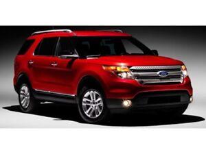 2013 Ford Explorer XLT V6 AWD  TOIT PANO NAV MAGS