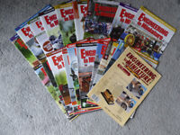 Hornby and Engineering in Miniature Magazines