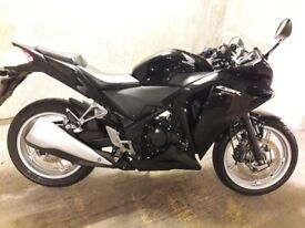 Honda CBR250R, low milage, excellent condition, with Data Tool