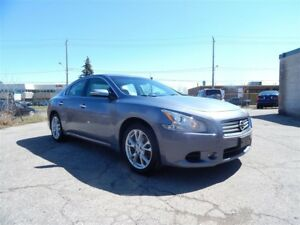 2012 Nissan Maxima leather sunroof blue tooth