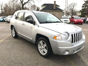 2010 Jeep Compass NO ACCIDENT - SAFETY & E-TESTED