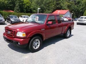2011 Ford Ranger Sport/XLT