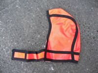High Viz Diving Safety Hood