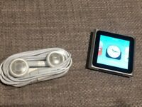 iPod nano 6th generation (new)