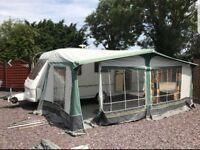 Chatworth 2000 4 berth caravan very tidy read description