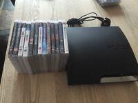 PS3 + 13 games