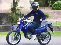Suzuki DR125 ( supermoto)