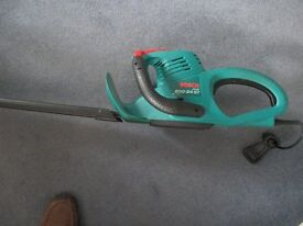 "Bosch hedgetrimmer-Excellent condition- 24"" blade- ideal for taller/wider hedges"