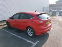 2013 Ford focus Zetec 5 dr 1.6 Very low milage