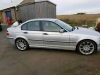 Immaculate E46 318i 2ltr AUTO. Stunning example .