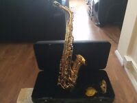 Yamaha Alto Saxophone in excellent condition £450ono