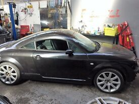 AUDI TT 180 BHP BREAKING ALL PARTS FOR SALE