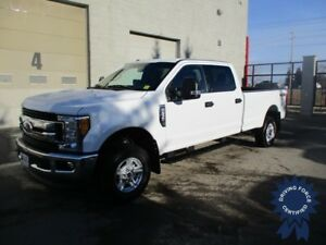 2017 Ford Super Duty F350 XLT, 4WD, Gas, 8ft Long Box, 6 Seater