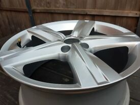 VW PASSAT 2012 17 inch ALLOY WHEEL NO TYRE