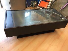 IKEA Black Ash Coffee Table