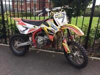 2012 cobra 60cc 2stroke £750 or swap yz/kx80