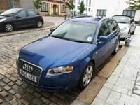 Automatic Audi A4 Diesel Avant
