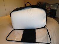 King size Luxury memory foam mattress topper - MaxiCool