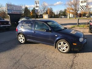 2003 Volkswagen GTI VR6 - 6MT - Leather - ONLY 88KM London Ontario image 10