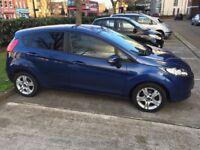 Ford Fiesta 1.4 Diesel 4 Door 2009 - Blue