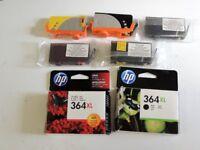 HP 364 Inkjet Cartridges