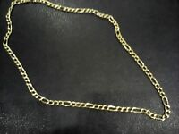 Grab a bargain ! 14ct Real Gold Chain,Private sale with rights to test,Collection in person.